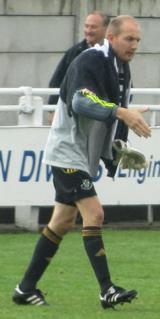 Steve Wilson (footballer) British footballer