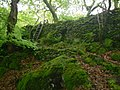 Stile over a wall (1) - geograph.org.uk - 1310532.jpg