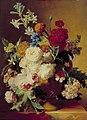Still Life with Flowers in the manner of Jan van Huysum Rijksdienst voor het Cultureel Erfgoed B293.jpg