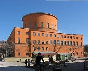 Image illustrative de l'article Bibliothèque publique de Stockholm