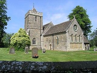Stoke Lyne village in Cherwell district, Oxfordshire, England