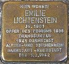 Stolperstein EmilieLichtenstein Umstadt.jpg