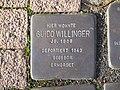 Stolperstein Guido Willinger, 1, Brunnenallee 29, Bad Wildungen, Landkreis Waldeck-Frankenberg.jpg