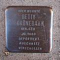 Stolperstein Neustadt an der Weinstraße Geinsheim Gäustraße 26 Betty Grünbaum.jpg