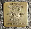 Stolperstein für Alessandro Gentilini.JPG