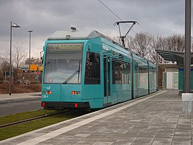 Image illustrative de l'article Tramway de Francfort-sur-le-Main