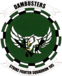 Strike Fighter Squadron 195 (US Navy) insignia c2009.png