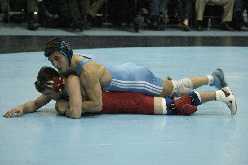 Students wrestling 10