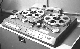 History of sound recording - During the magnetic era, sound recordings were usually made on magnetic tape before being transferred to other media