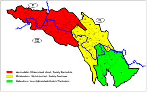 Eastern Sudetes