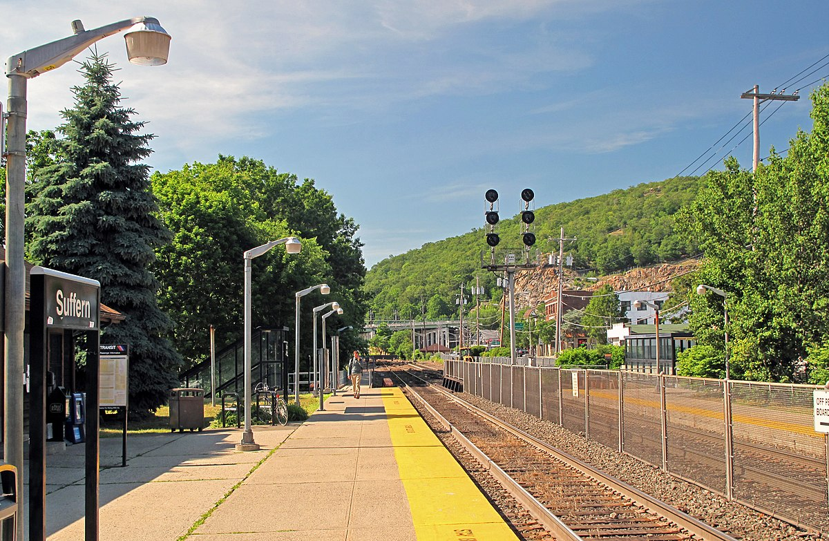 Suffern Station Wikipedia