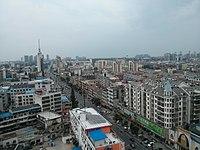 Sui`zhou-Qing`nian Rd-2 2015.8.10.jpg