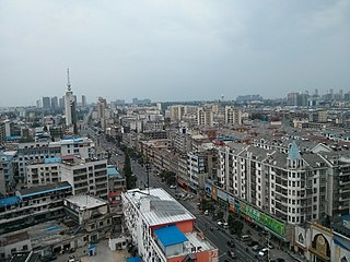 Suizhou Prefecture-level city in Hubei, Peoples Republic of China