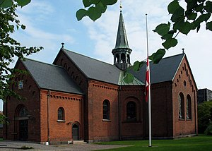 Sundby, Copenhagen - Sundby Church, inaugurated in 1870