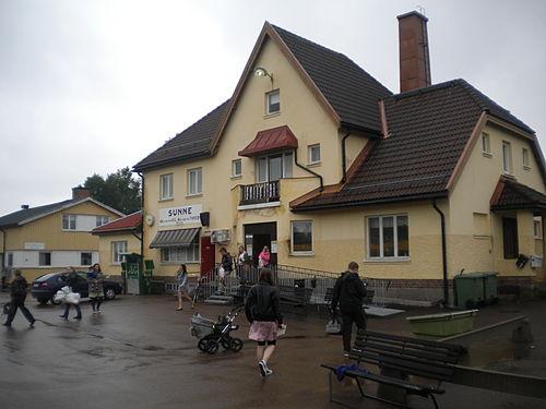 Sunne Church   Visit Vrmland
