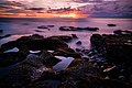 Sunset at Tanah Lot - Bali (8588535272).jpg