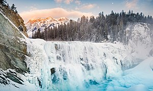 Sunset by Wapta Falls.jpg
