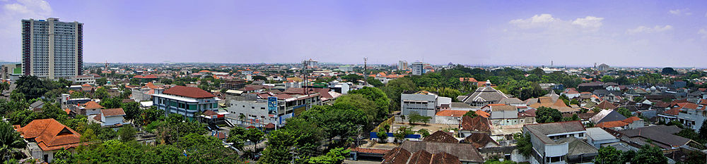 Day view of Surakarta