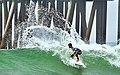 Surfer, Huntington Beach, California (27253473478).jpg