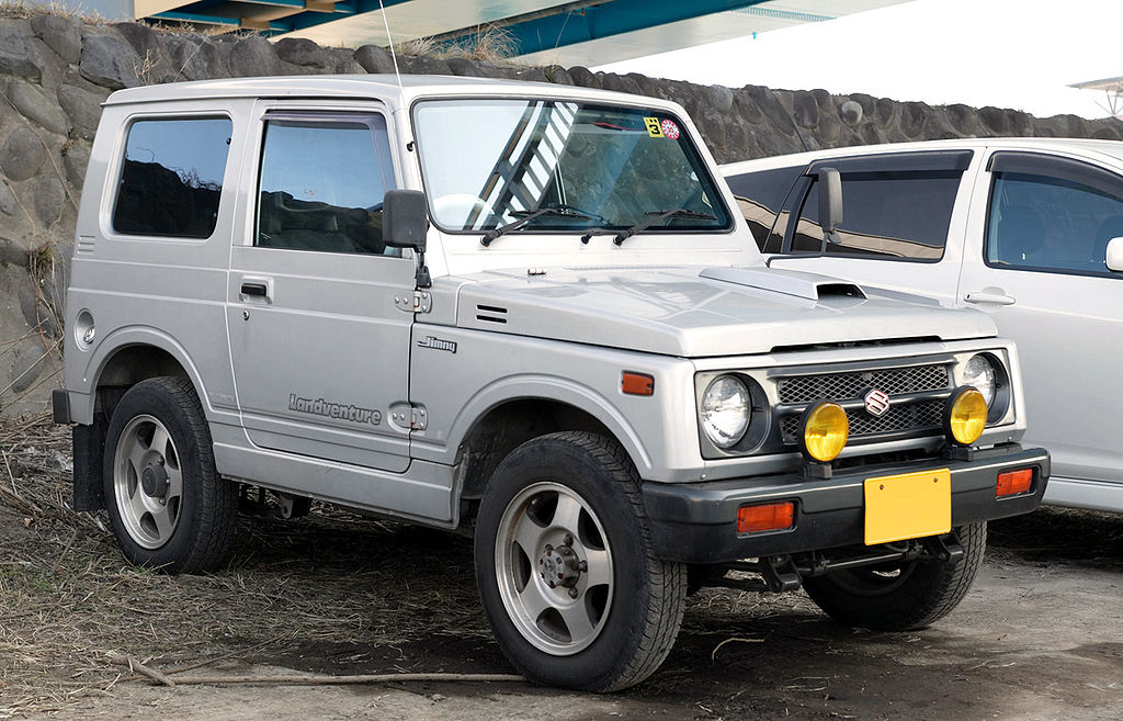 Suzuki Jimny For Sale Jamaica