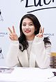 Suzy at a fan meeting for Bean Pole, 7 December 2014 02.jpg