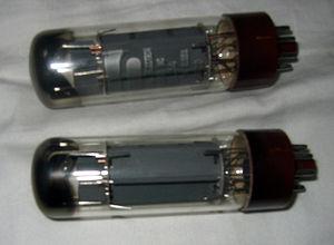 EL34 - Matched EL34 vacuum tubes by Russian manufacturer Svetlana