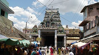 Swaminathaswamy temple, Swamimalai temple in India