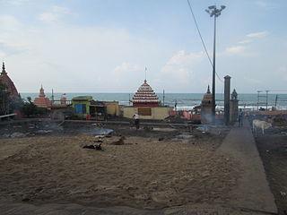 Pancha Tirtha, Puri five sacred bathing spots of Puri, India