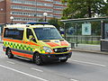 Swedish Ambulance in Gothenburg.JPG