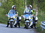 Swedish police on motorcycles.jpg