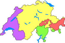 Swiss German - Wikipedia, the free encyclopedia