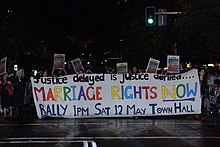 Anti discrimination laws australia homosexuality and christianity