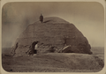Syr-Darya Oblast. Ruins of the Mulushki Mirza Rabat in the Hungry Steppe WDL3890.png