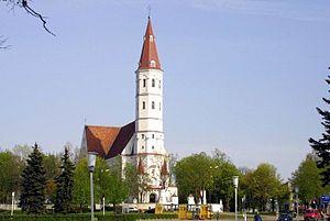 Šiauliai - Cathedral of Šiauliai