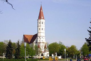 City municipality in Samogitia, Lithuania
