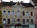 Szecessziós stílusu épület Arad főterén.jpg