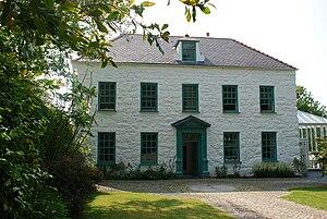 Tŷ Newydd - Image: Tŷ Newydd Llanystumdwy geograph.org.uk 463160