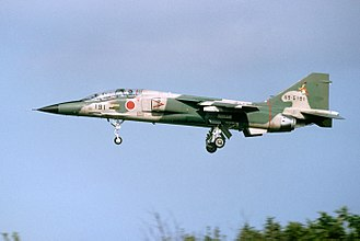 3rd Tactical Fighter Squadron (JASDF) - Mitsubishi T-2 (1994)