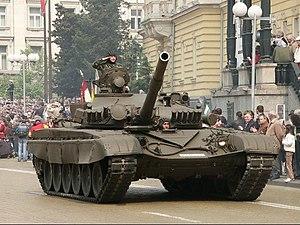 دبــابات القتــال الرئيسيــه فى الجيــوش العربيه  - صفحة 3 300px-T-72M2