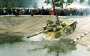 T-90 snorkel