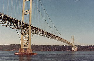Tacoma Narrows Bridge (1950)