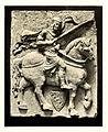 Tafel 085b Zara - Museo San Donato, Relief, San Grisogono darstellend - Heliografie Kowalczyk 1909.jpg