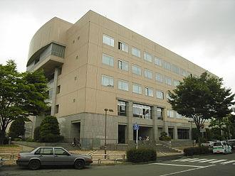 Taihaku-ku, Sendai - Taihaku Ward Office
