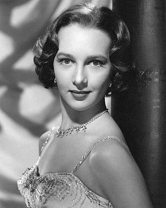 Taina Elg - Taina Elg in 1955.