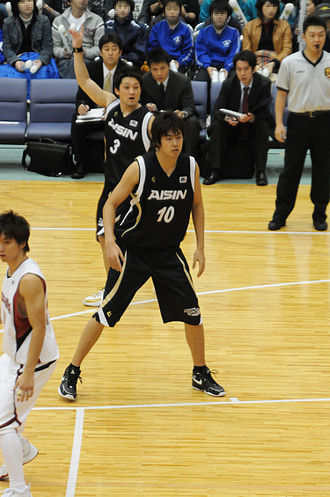 Japan national basketball team - Kosuke Takeuchi has been the face of the national team for many years