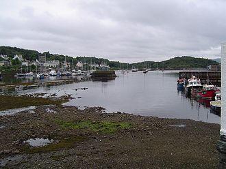 Tarbert, Argyll and Bute - Tarbert Harbour