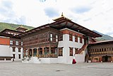 Tashichho Dzong, Bhutan 05.jpg