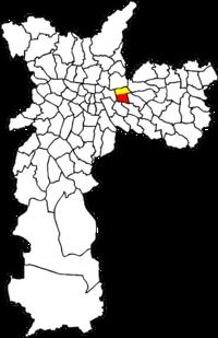 Distrito do Tatuapé