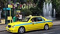 Taxi at Funchal centre (37388298084).jpg
