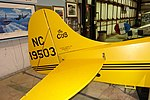 Taylor Cub - Oregon Air and Space Museum - Eugene, Oregon - DSC09864.jpg